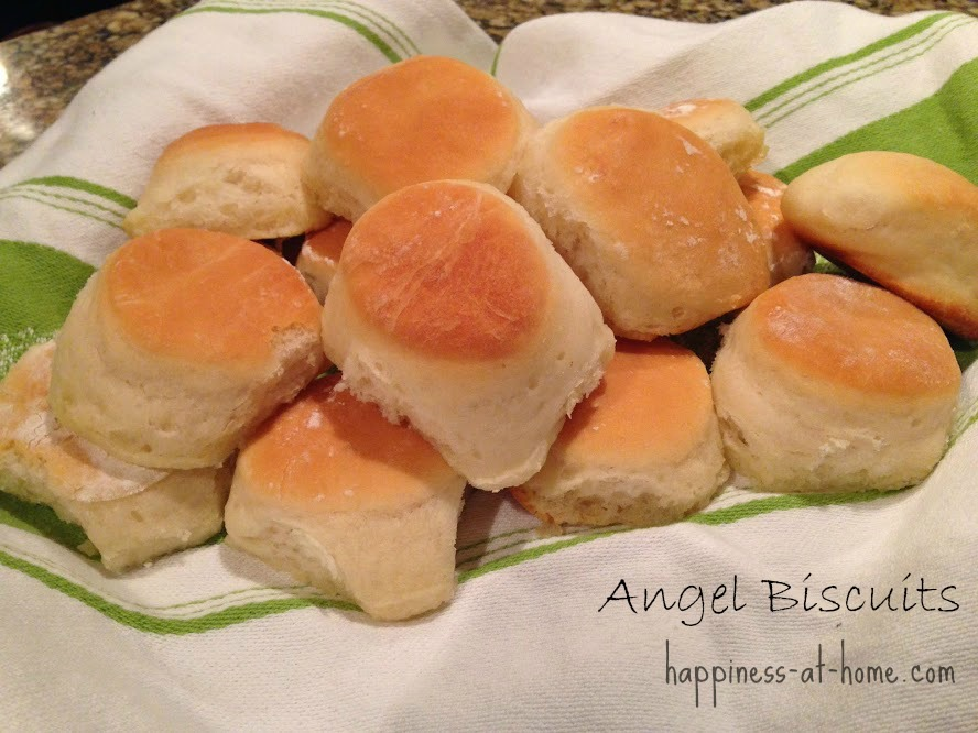 Angel Biscuits | Happiness at Home